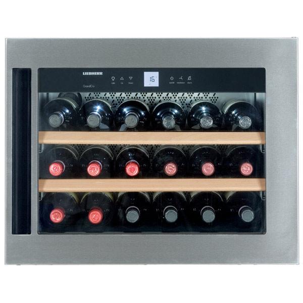 Встраиваемый винный шкаф LIEBHERR WKEes 553 цена