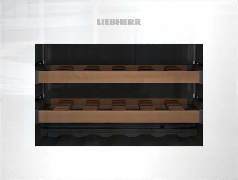 Встраиваемый винный шкаф LIEBHERR WKEgw 582 цена и фото