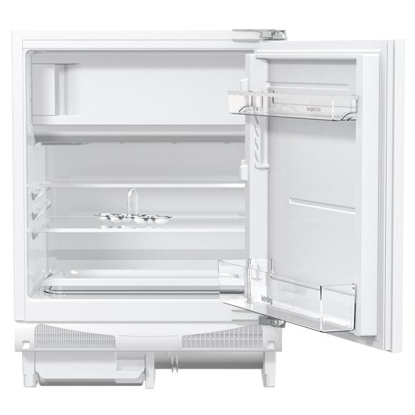 лучшая цена Встраиваемый холодильник Korting KSI 8256