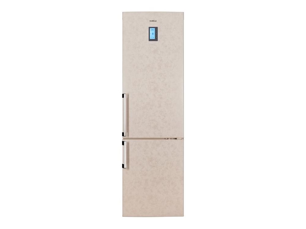 Холодильник Vestfrost VF3663B холодильник vestfrost vf395 1s bs