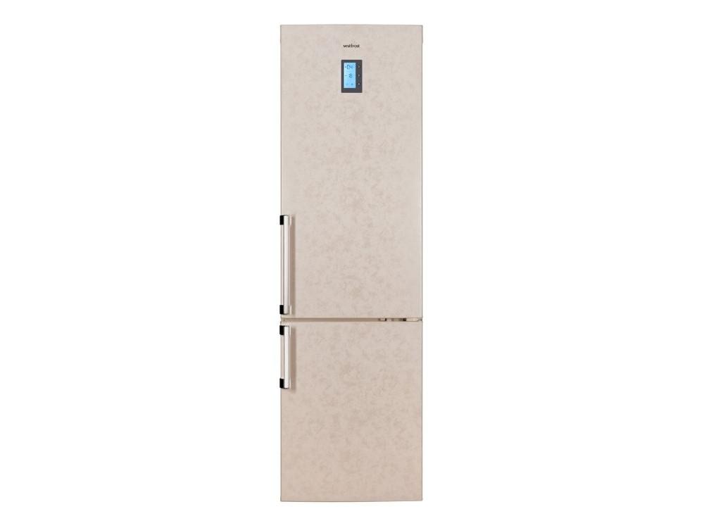 Холодильник Vestfrost VF3863B холодильник vestfrost vf395 1s bs