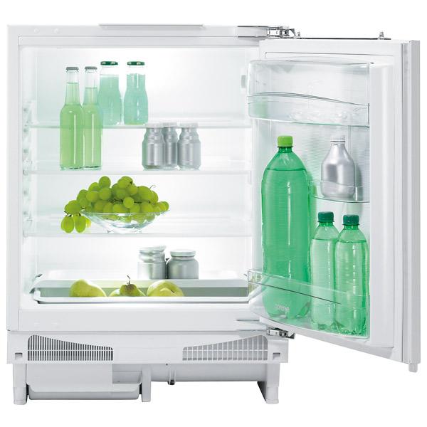 все цены на Встраиваемый холодильник GORENJE RIU6091AW онлайн