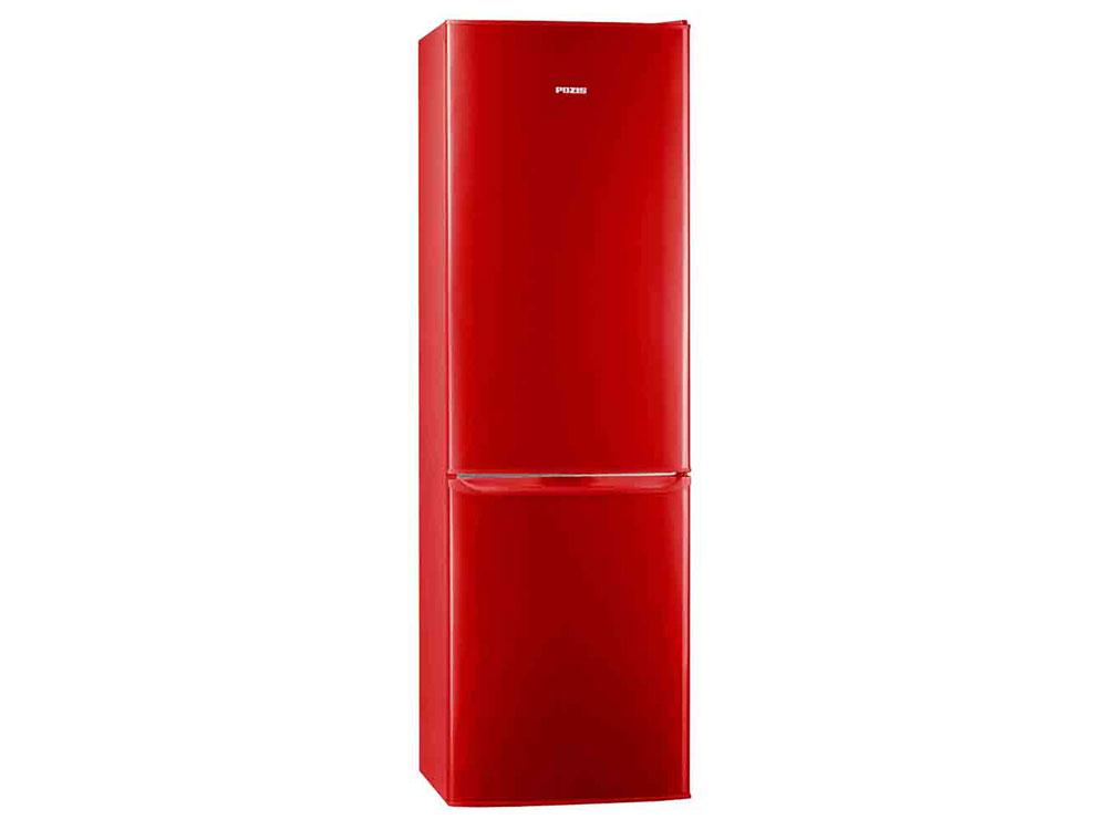 Холодильник Pozis RK-149 красный холодильник pozis rk 149 a серебристый