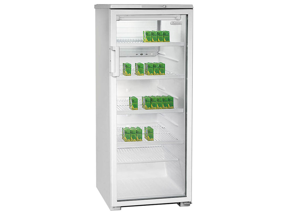 лучшая цена Холодильная витрина Бирюса 290