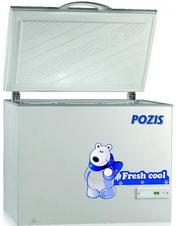 лучшая цена Морозильная камера Pozis FH-255-1 С белый