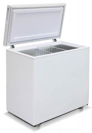 Морозильный ларь Бирюса 210VK морозильный ларь bravo xf 311 adg со стеклом