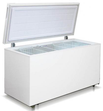 Морозильный ларь Бирюса 455VК морозильный ларь bravo xf 311 adg со стеклом