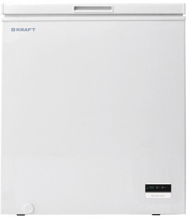 Морозильная камера Kraft BD(W)-200BL белый цена