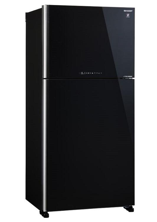 Холодильник Sharp SJ-XG60PGBK холодильник sharp sjxg55pmsl