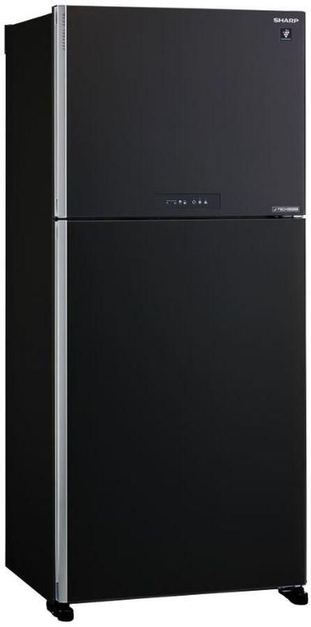 Холодильник Sharp SJ-XG55PMBK холодильник sharp sjxg55pmsl