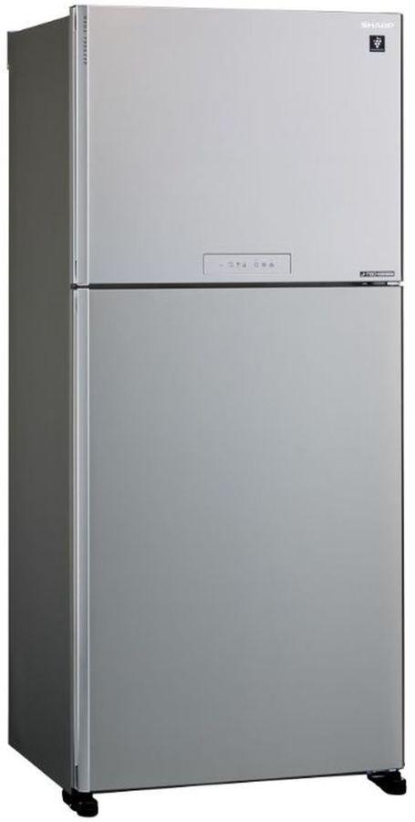 Холодильник Sharp SJ-XG55PMSL холодильник sharp sjxg55pmsl