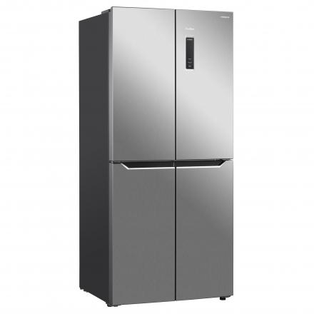Холодильник TESLER RCD-480I INOX цена и фото