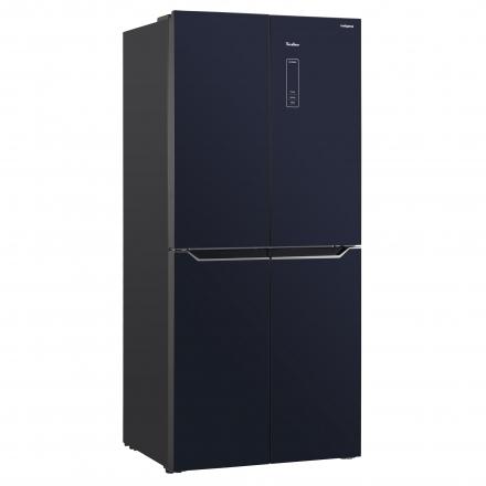 Холодильник TESLER RCD-480I BLACK GLASS cd проигрыватель rotel rcd 1572 black