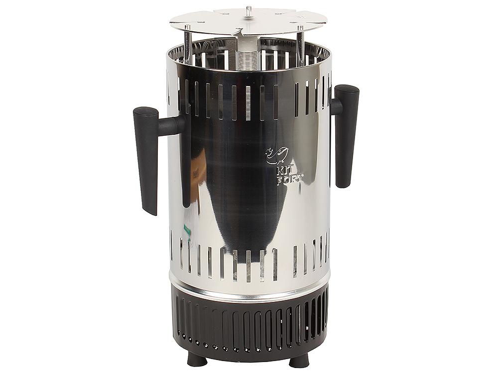 Электрошашлычница KITFORT KT-1405 электрошашлычница нептун кажи 332222 001