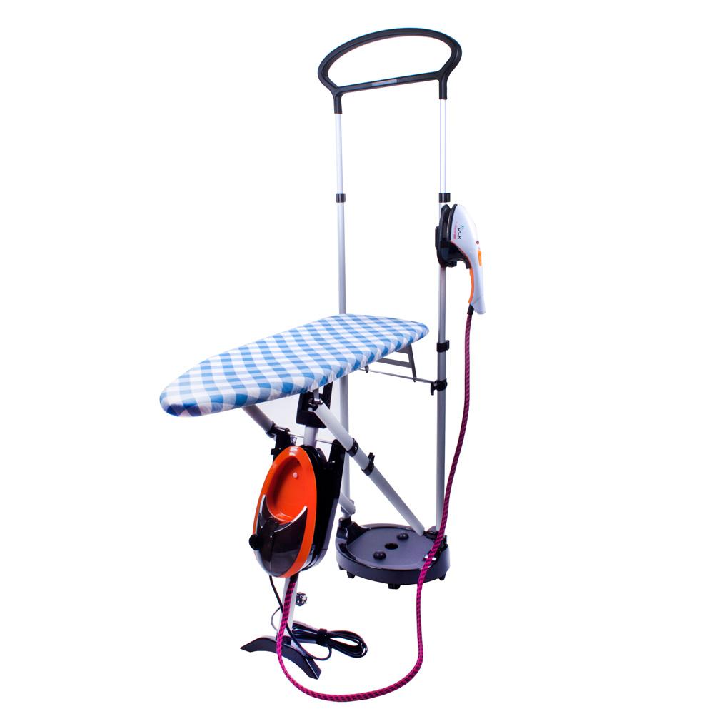Гладильная система VLK Vesuvio 8000, синий-оранжевый