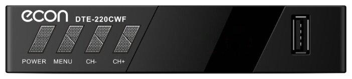 Ресивер DVB-T2 ECON DTE-220CWF