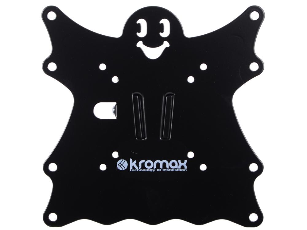 Фото - Кронштейн Kromax CASPER-200 Черный кронштейн kromax casper 200 черный