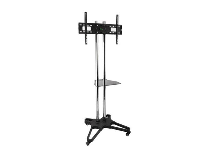Подставка ARM Media PT-STAND-1 серебристый для LCD/LED ТВ 32-70 напольный фиксированный max 70 кг broadcast studio microphone mic suspension boom scissor arm stand recording