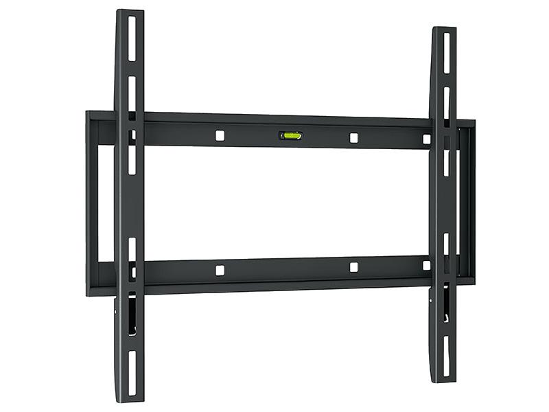 цена на Кронштейн для телевизора Holder LCD-F4610-B 32-65 Black настенный, фиксированный, VESA до 400x400, до 60 кг