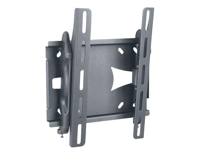 Фото - Кронштейн для телевизора Holder LCDS-5010 20-40 Black настенный, наклонный, VESA до 300x300, до 45 кг кронштейн для телевизора holder lcds 5020 белый