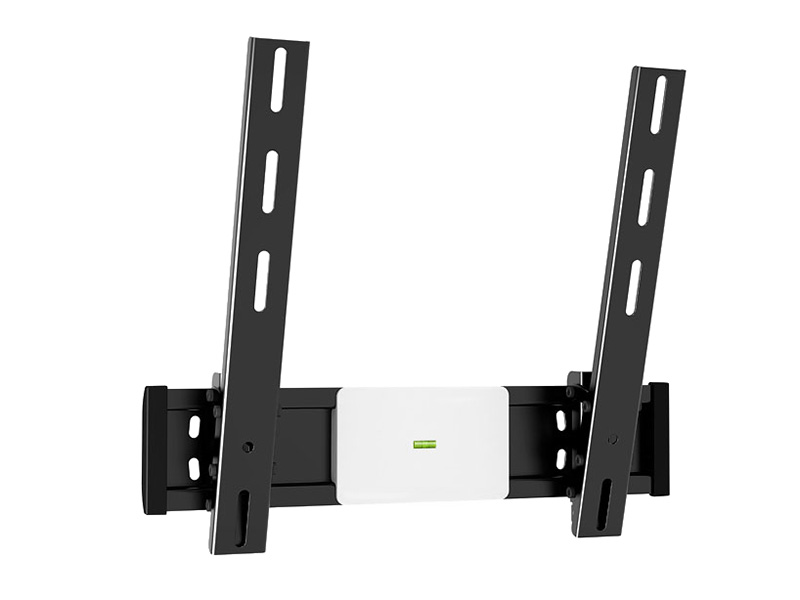 """Кронштейн для телевизора Holder LCD-T4612-B 32""""-65"""" Black настенный, наклонный, VESA до 400x400, до 40 кг"""