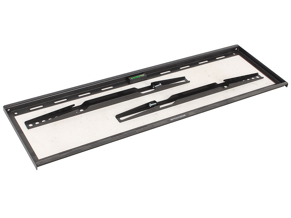 "Кронштейн Arm media STEEL-1 Black настенный для TV 32""-90"", max 60 кг, 0 ст св., от ст. 21,5 мм, max VESA 600x400 мм"