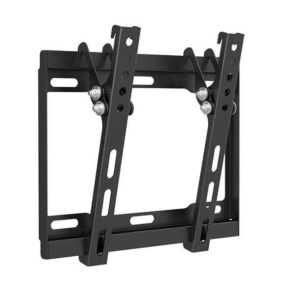 Кронштейн Arm media STEEL-6 черный для LED/LCD ТВ 15-40 настенный 1 ст свободы от стены 25 мм VESA кронштейн arm media lcd 7101 черный для lcd led тв 10 26 настенный 4 степени свободы vesa 75 100 max 15 кг