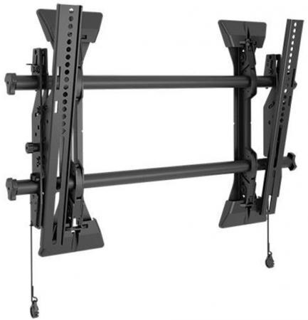 Фото - Кронштейн для телевизора Chief MTM1U 32-65 Black настенный, наклонный, VESA до 650x400, до 56,7 кг кронштейн для монитора dell optiplex micro dual vesa mount 482 bbbq