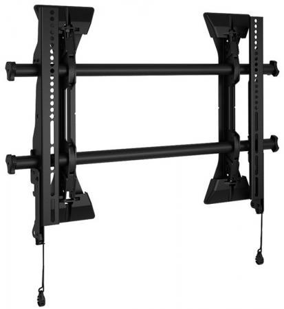 Фото - Кронштейн для телевизора Chief MSM1U 32-65 Black настенный, фиксированный, VESA до 642x400, до 57 кг кронштейн для монитора dell optiplex micro dual vesa mount 482 bbbq