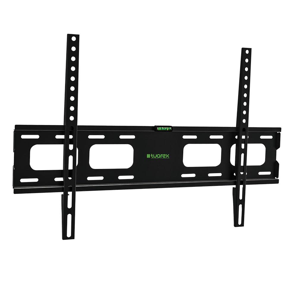 Фото - Кронштейн для телевизора Tuarex OLIMP-201 32-90 Black настенный, фиксированный, VESA до 600х400, до 40 кг кронштейн для монитора dell optiplex micro dual vesa mount 482 bbbq