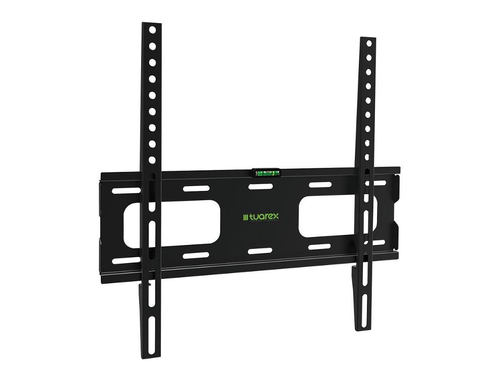 Кронштейн для телевизора Tuarex OLIMP-203 26-65 Black настенный, фиксированный, VESA до 400x400, до 40 кг