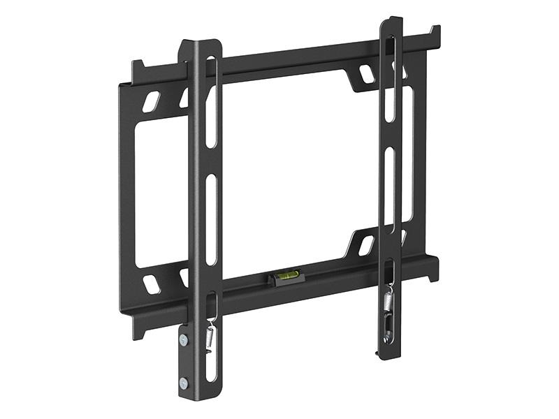 """Кронштейн для телевизора Holder Basic Line LCD-F2617-B 22""""-40"""" Black настенный, фиксированный, VESA до 200x200, до 25 кг"""