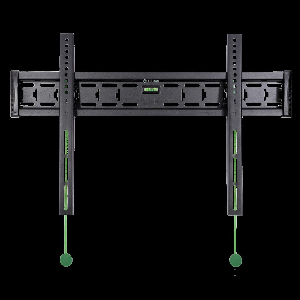 Фото - Кронштейн ONKRON FM6 40-65'' черный 600*400, 68.2 кг имидж мастер массажный валик 33 цвета черный 600