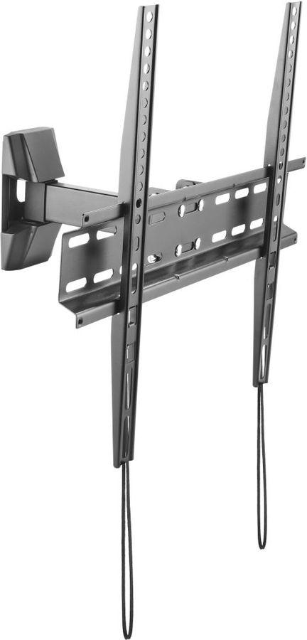 Фото - Кронштейн для телевизора Ultramounts UM 878 черный 32-55, макс.35 кг, настенный поворотно-выдвижной кронштейн