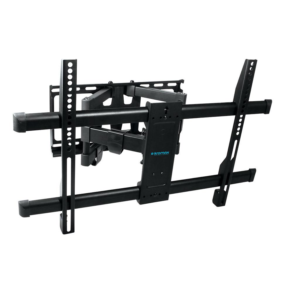 Кронштейн Kromax GALCTIC-56 Black для LED/LCD TV 32-75, max 60кг, 4ст свободы, от стены 65-395мм, max VESA 400x400 мм кронштейн holder lcd f4610 до 60кг black