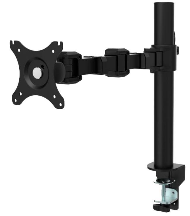 Фото - Кронштейн для монитора Onkron D121E BLACK 10-32 Black VESA до 100x100, до 10 кг подставка для монитора fellowes fs 91713 10 21 gray настольный до 36 кг