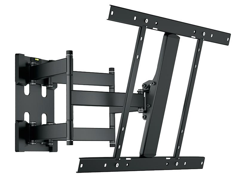 Кронштейн для телевизора Holder LCD-SU6602-B 26-60 Black настенный, наклонно-поворотный, VESA до 600x400, до 45 кг