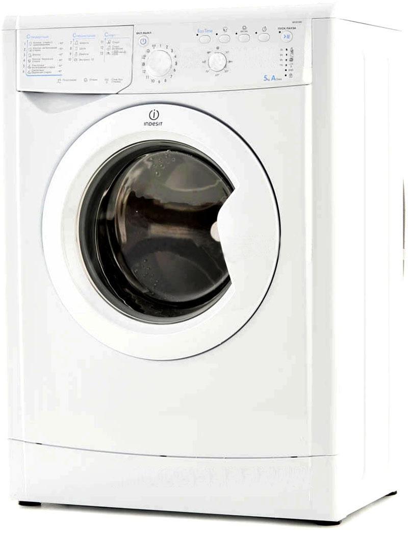 Стиральная машина Indesit IWSB 5085 стиральная машина indesit ecotime iwsd 5085 фронтальная загрузка белый