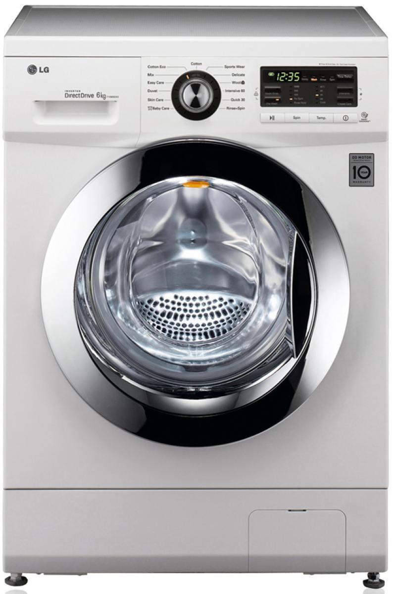 Стиральная машина LG F1096ND3 стиральная машина lg lst 100