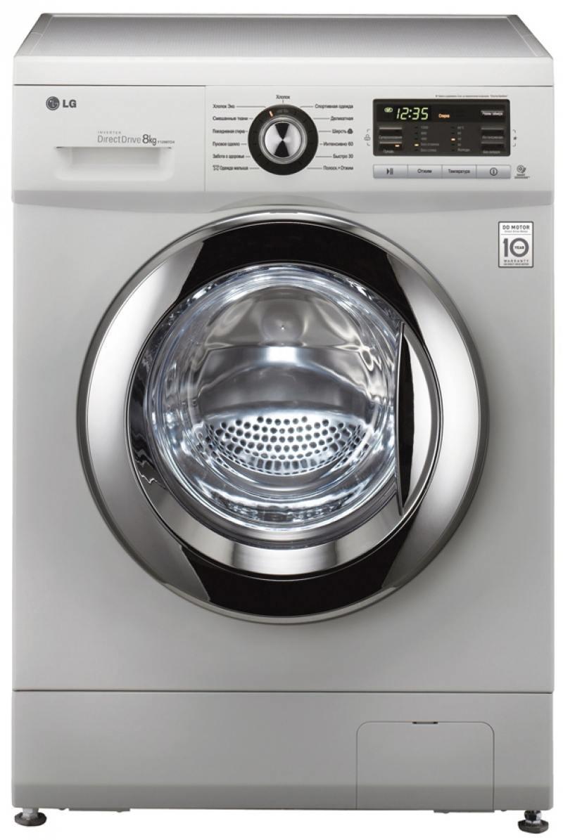 Стиральная машина LG F1296TD4 стиральная машина lg fh2h3td0