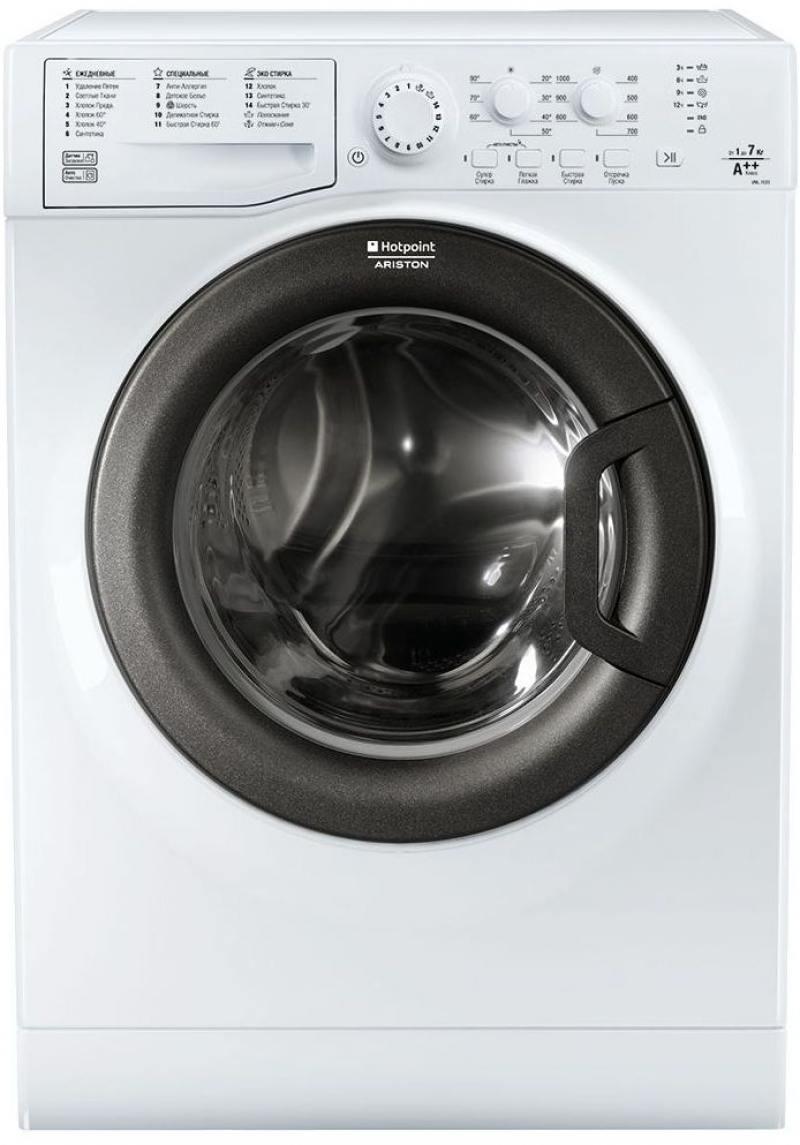 Стиральная машина Hotpoint-Ariston VML 7023 B стиральная машина hotpoint ariston vmug 501 b
