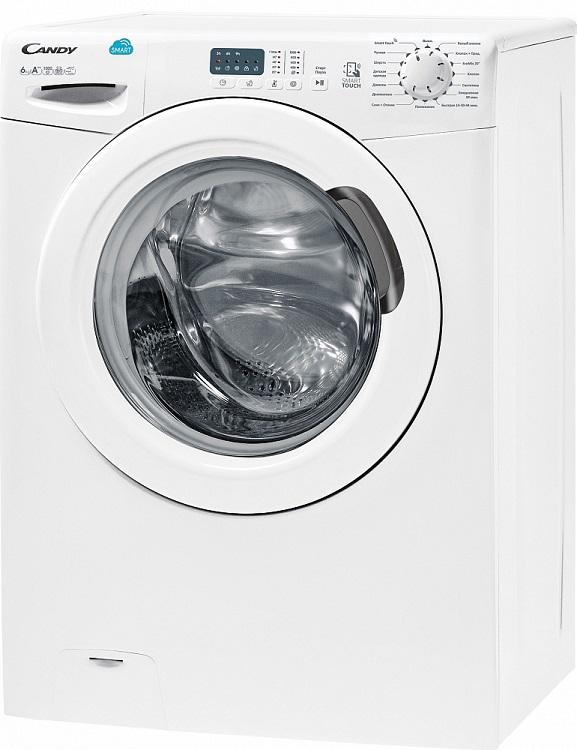 Стиральная машина CANDY CS4 1061D1/2-07 стиральная машинка candy cs4 1262d3 2 07 белый