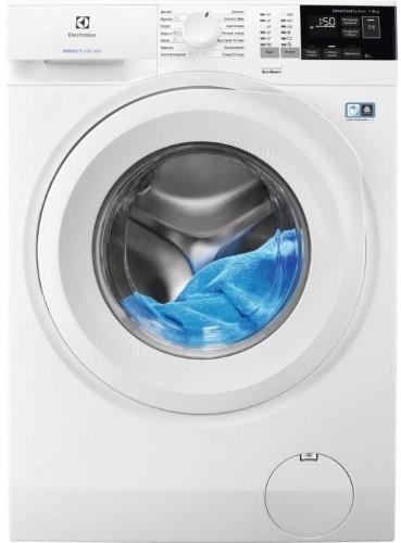 Стиральная машина ELECTROLUX EW6F4R28WU стиральная машина bomann wa 5716