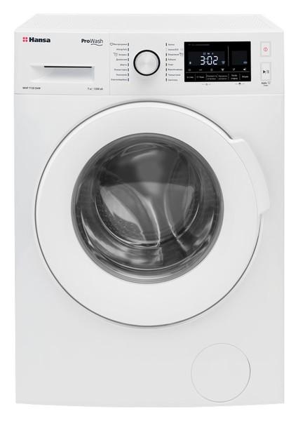 Стиральная машина HANSA WHP 7120 D4W стиральная машина узкая aeg ams8000i