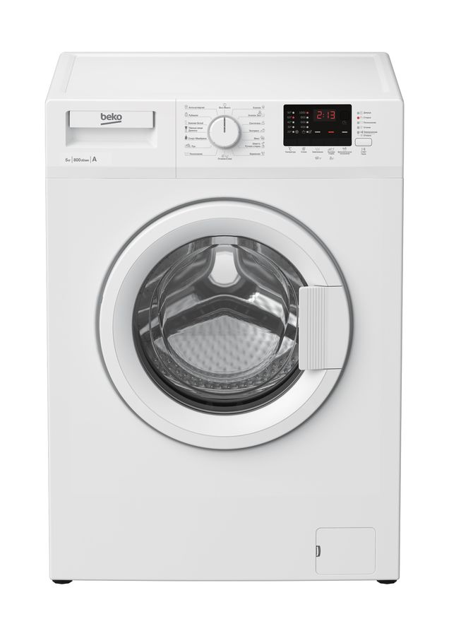 Стиральная машина BEKO WRE 54P2 BWW стиральная машина узкая beko mvy 69021 yb1