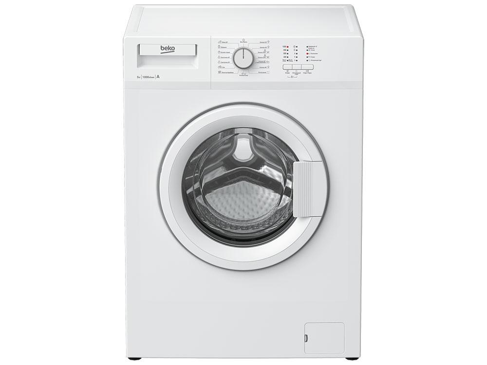 Стиральная машина BEKO WRE 55P1 BWW стиральная машина узкая beko mvy 69021 yb1