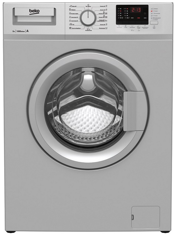 Стиральная машина BEKO WRE 55P2 BSS стиральная машина узкая beko mvy 69021 yb1