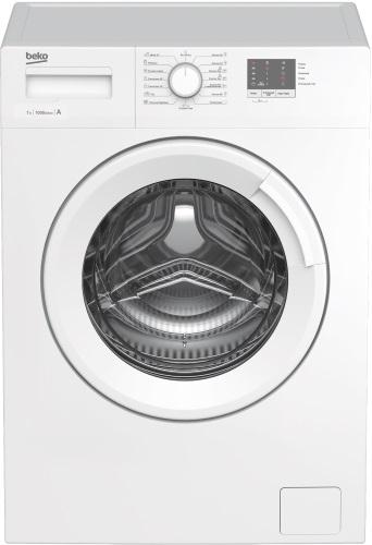 Стиральная машина BEKO WRE 75P1 XWW стиральная машина узкая beko mvy 69021 yb1