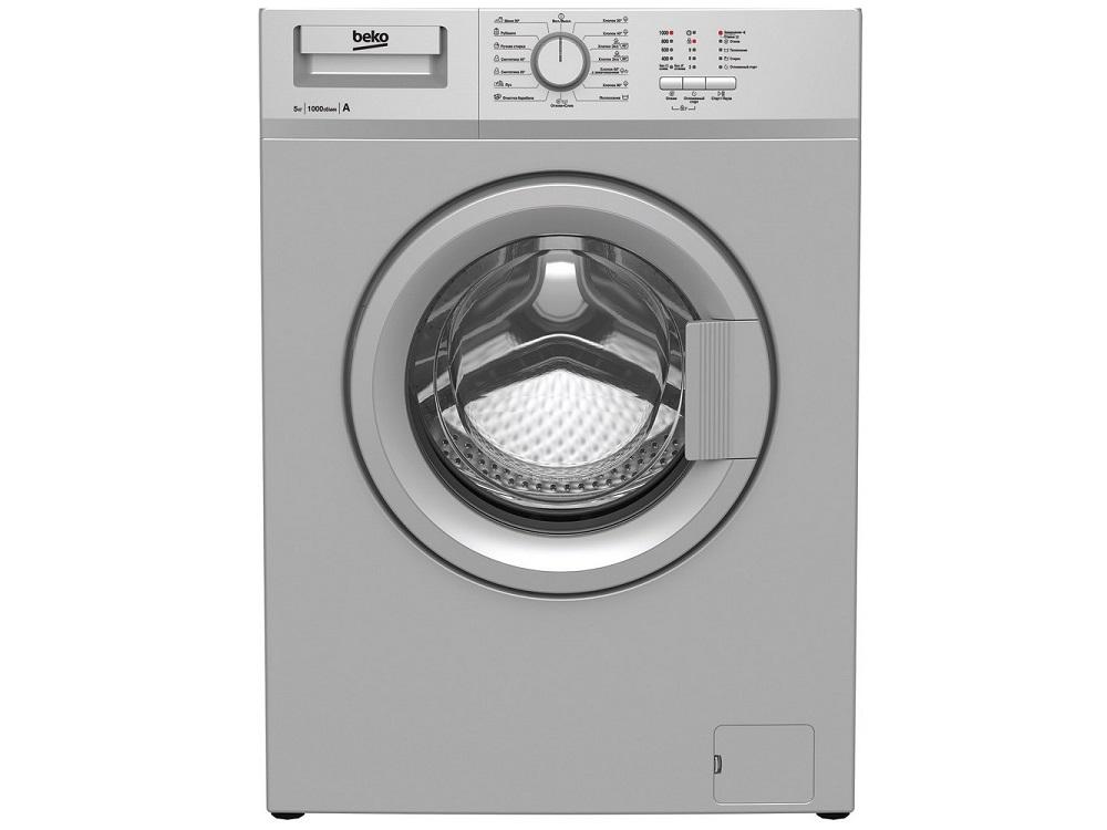 Стиральная машина BEKO WRS 55P1 BSS стиральная машина узкая beko mvy 69021 yb1