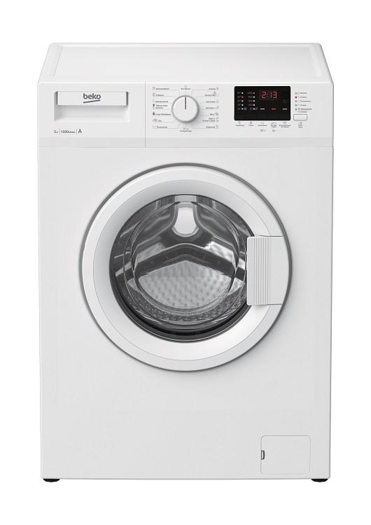 Стиральная машина BEKO WRS 55P2 BWW стиральная машина узкая beko mvy 69021 yb1